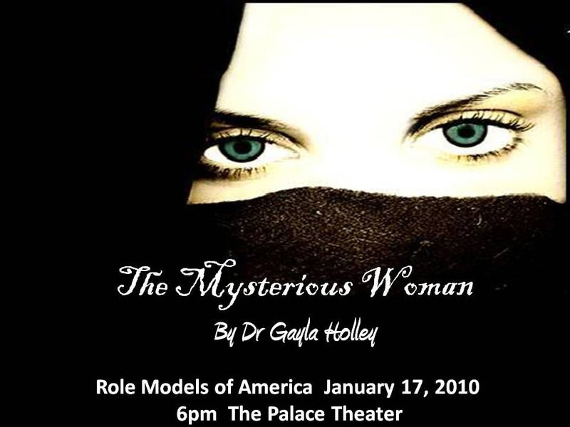 The Mysterious Woman