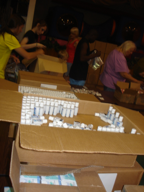 Troops Care Packets 008